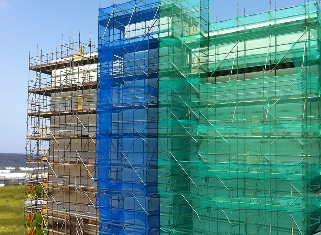Scaffold Netting