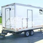 Decon Shower Trailers