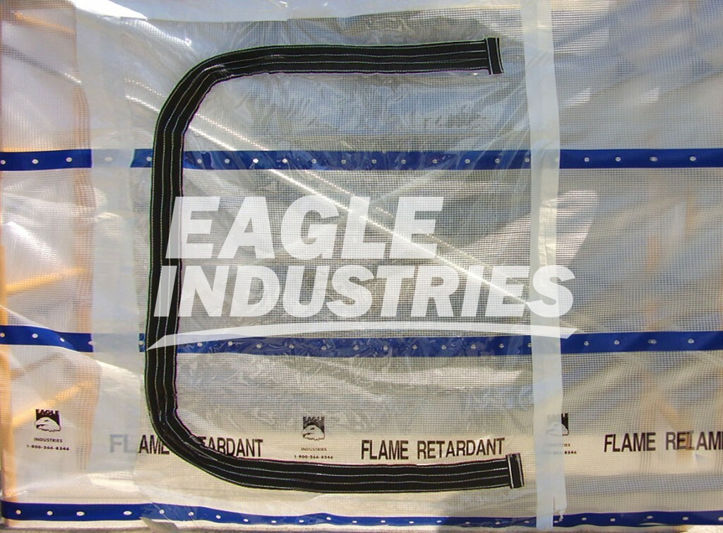 Zipper Door; Zipper Door; Zipper Door & Zipper Door - Eagle Industries