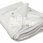 White Nylon Tarps