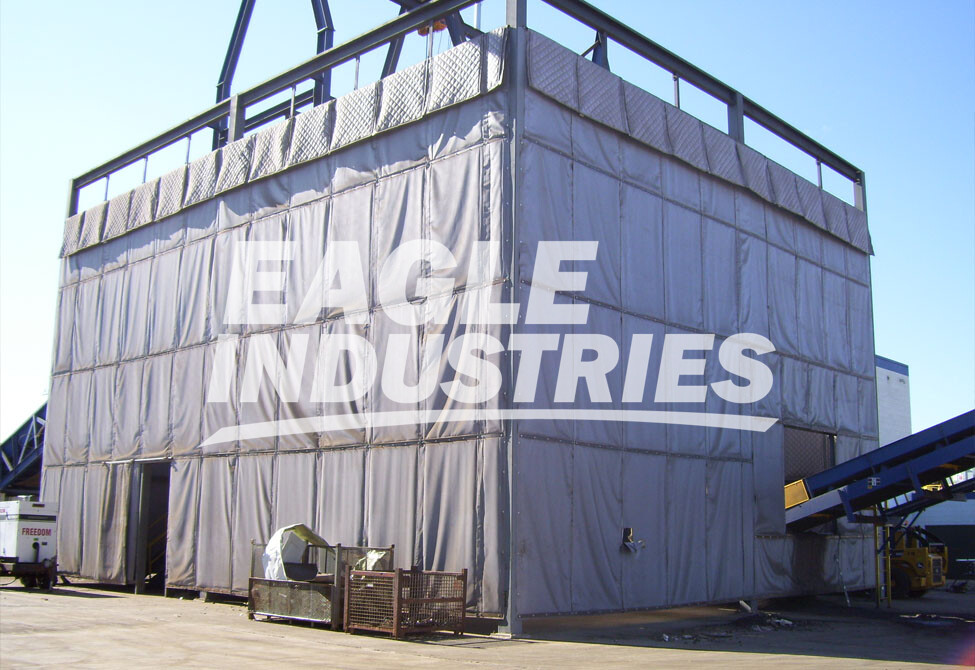 Sound Curtains Eagle Industries