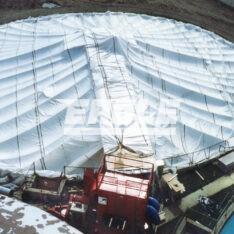 Tank Roof Bonnet