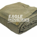 Flame Retardant Canvas Tarp