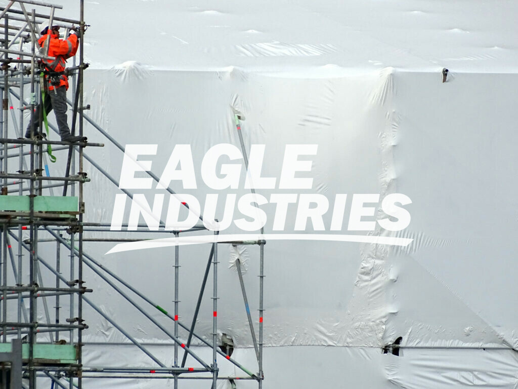 Heat Shrink Wrap 9 10 12 Mil Eagle Industries