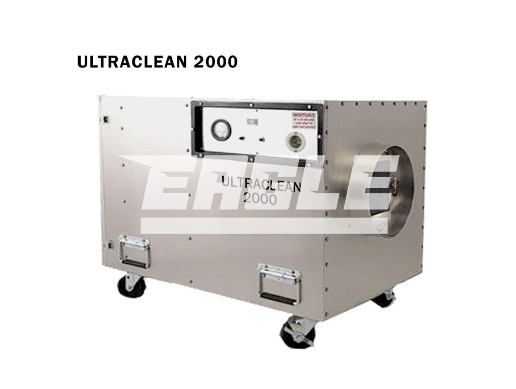 Negative Air Units