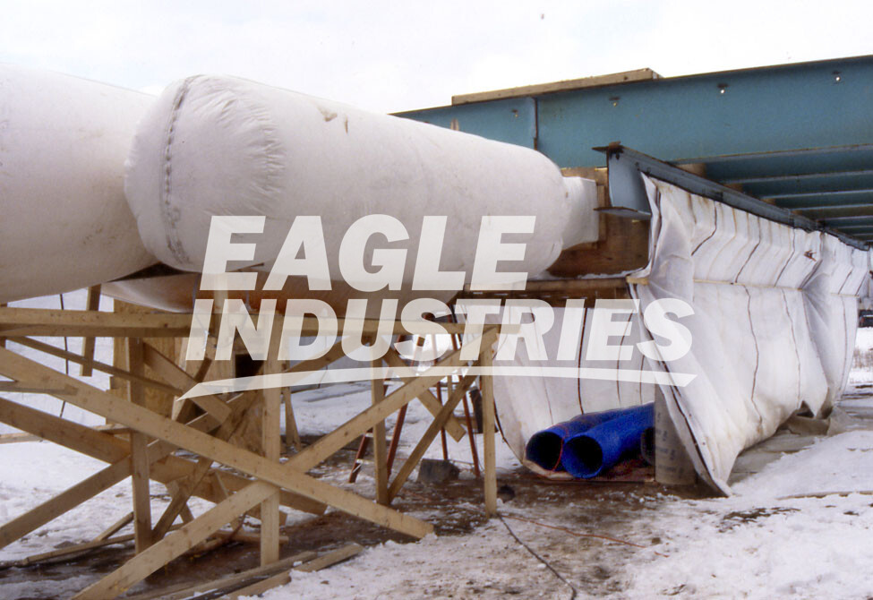 Dust Sock Containment Eagle Industries