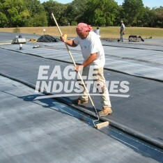 Georubber or Roofing Rubber