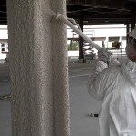 Spray Fireproofing