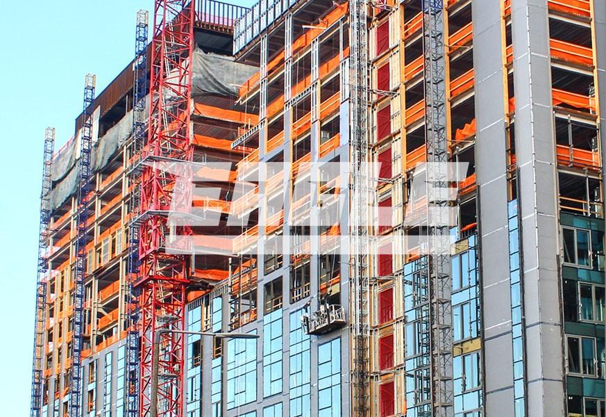 Pvc Coated Debris Netting Eagle Industries