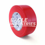 Red Stucco Poly Tape