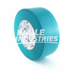 Teal Abatement Poly Tape