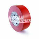 Red Industrial Duct Tape